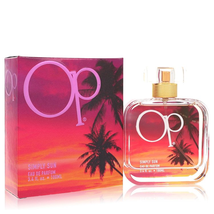 Simply Sun by Ocean Pacific –  Eau De Parfum Spray 3.4 oz 100 ml for Women