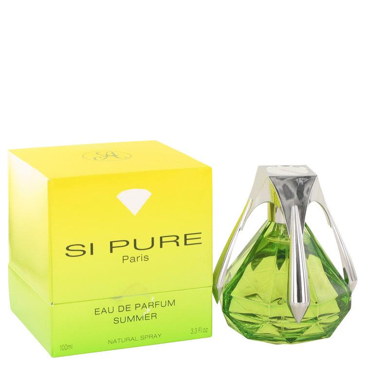Si Pure Summer Perfume 3.3 oz EDP Spay for Women