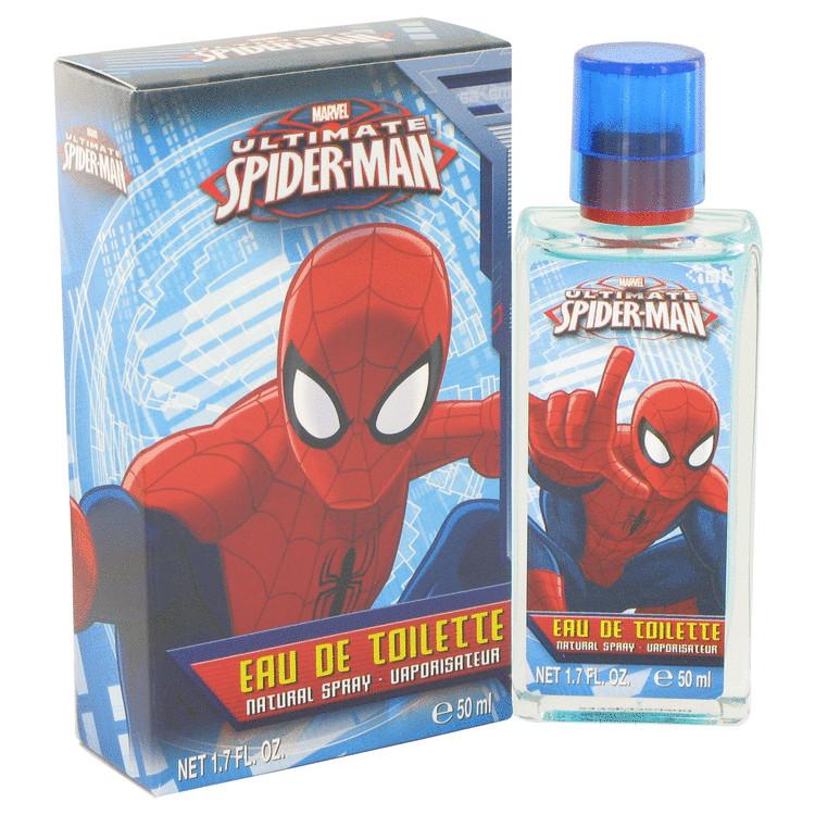 Spiderman by Marvel for Men Eau De Toilette Spray 1.7 oz