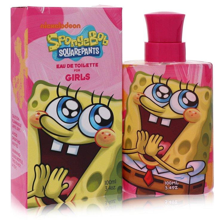 Spongebob Squarepants by Nickelodeon for Women Eau De Toilette Spray 3.4 oz