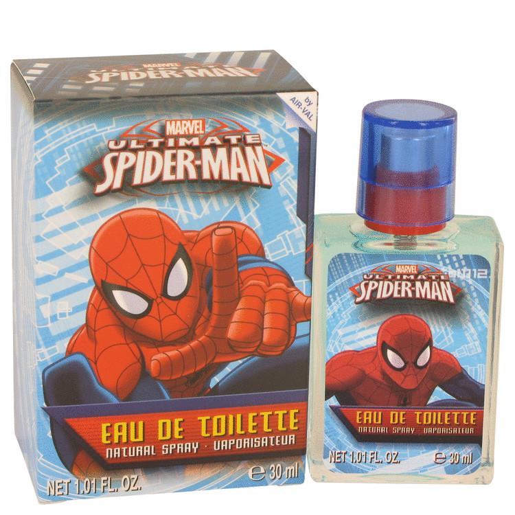 Spiderman by Marvel for Men Eau De Toilette Spray 1 oz