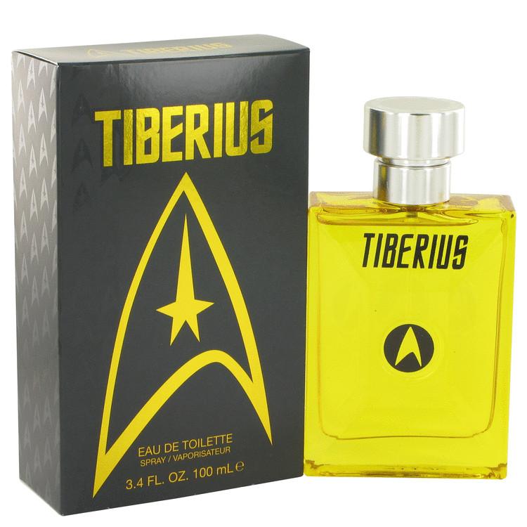 Star Trek Tiberius by Star Trek for Men Eau De Toilette Spray 3.4 oz