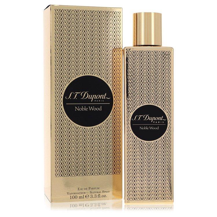 ST Dupont Noble Wood by ST Dupont –  Eau De Parfum Spray (Unisex) 3.3 oz 100 ml