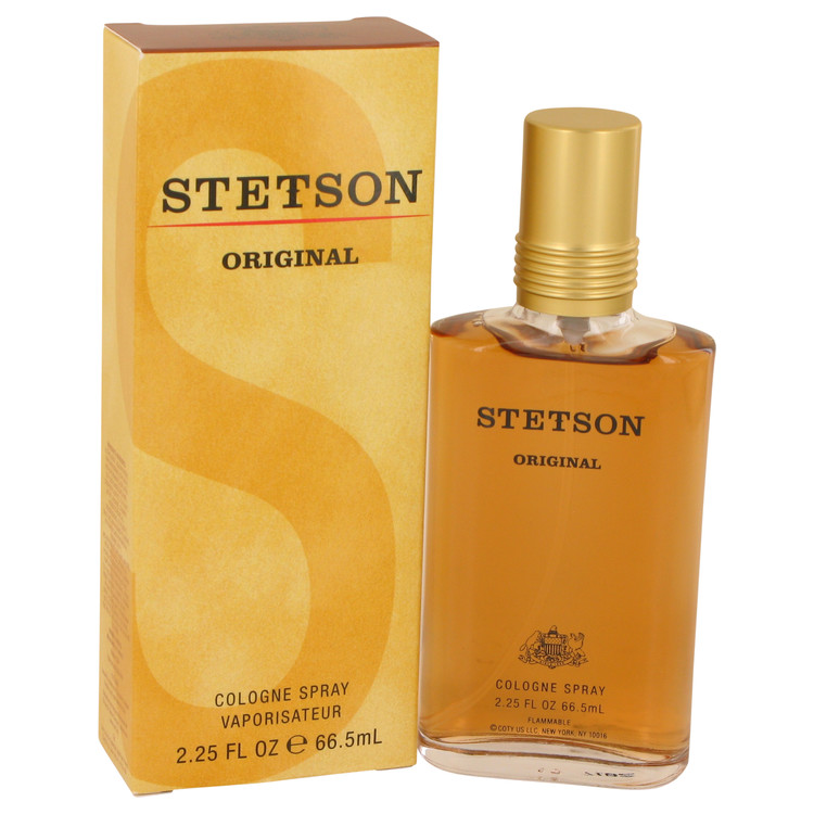 STETSON by Coty for Men Cologne Spray 2.25