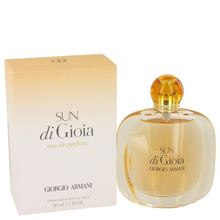 Sun Di Gioia by Giorgio Armani for Women Eau De Parfum Spray 1.7 oz