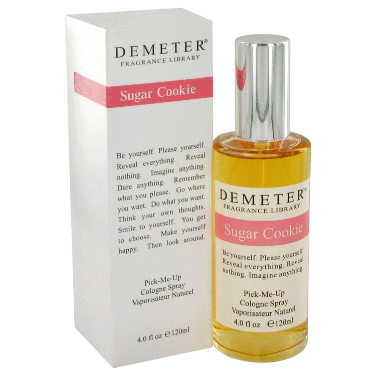 Demeter by Demeter for Women Sugar Cookie Cologne Spray 4 oz
