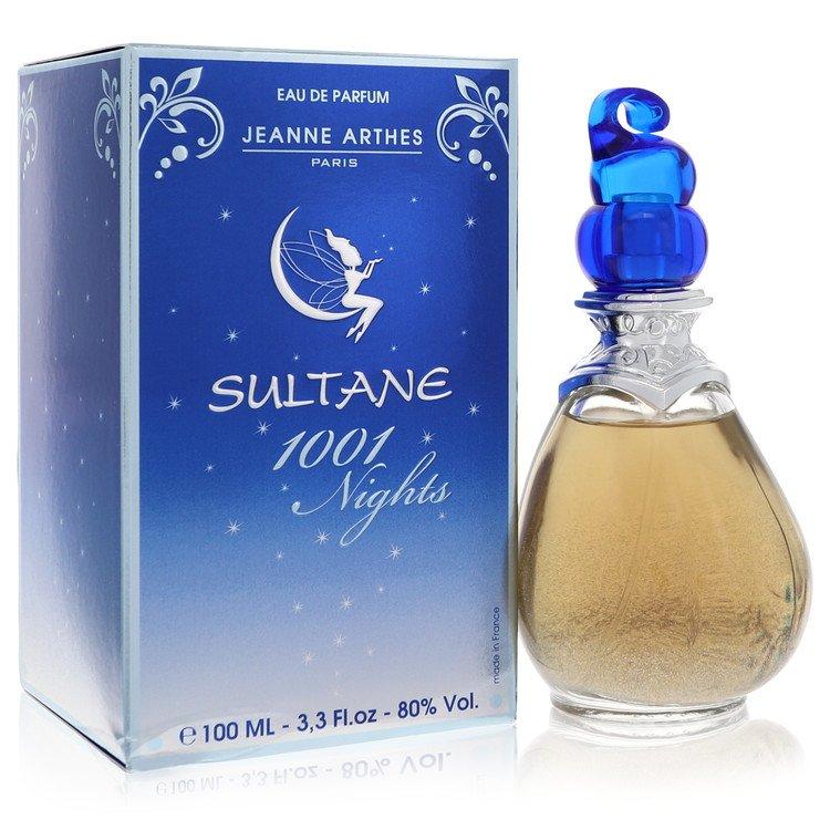 Sultane 1001 Nights by Jeanne Arthes for Women Eau De Parfum Spray 3.3 oz