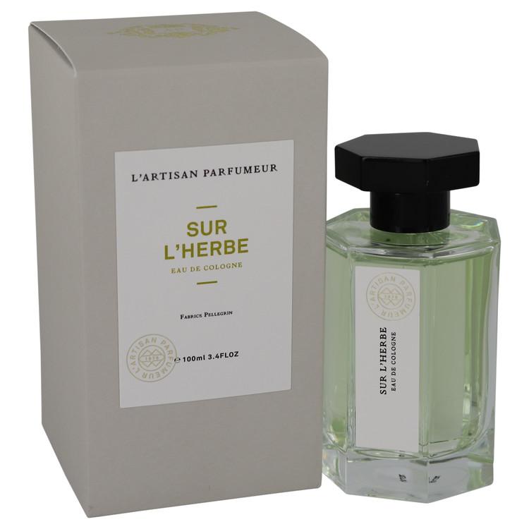 Sur L\'herbe by L\'artisan Parfumeur for Women Eau De Cologne Spray (Unisex) 3.4 oz