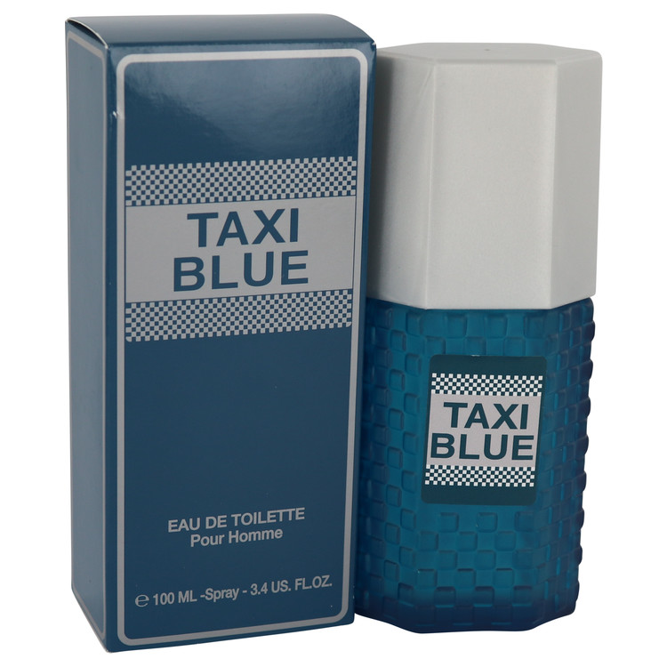 Taxi Blue by Cofinluxe Eau De Toilette Spray 3.4 oz