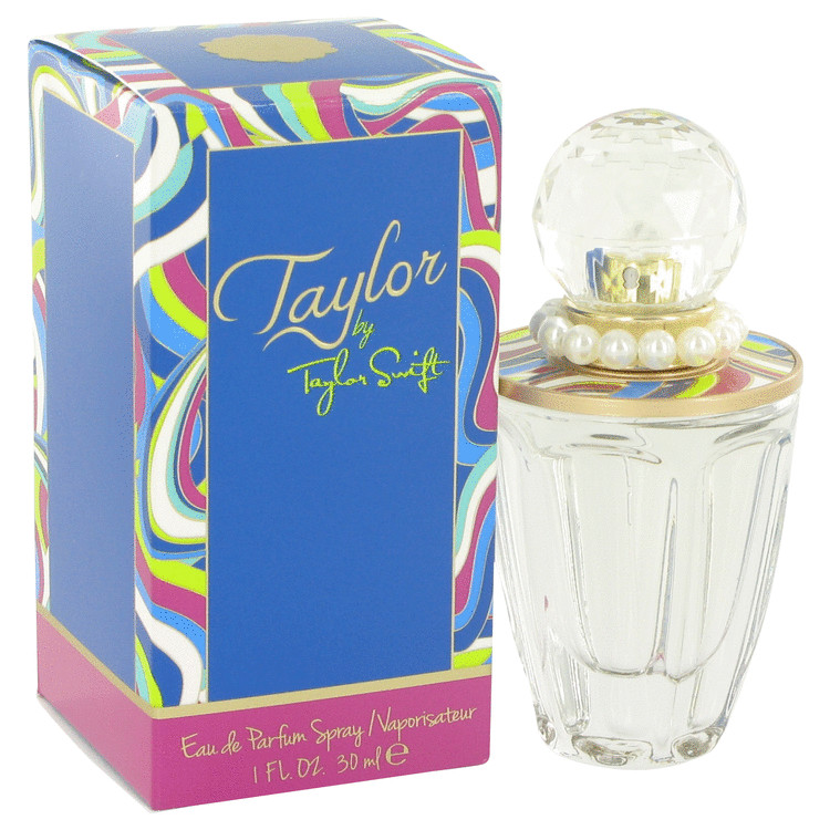 Taylor by Taylor Swift for Women Eau De Parfum Spray 1 oz