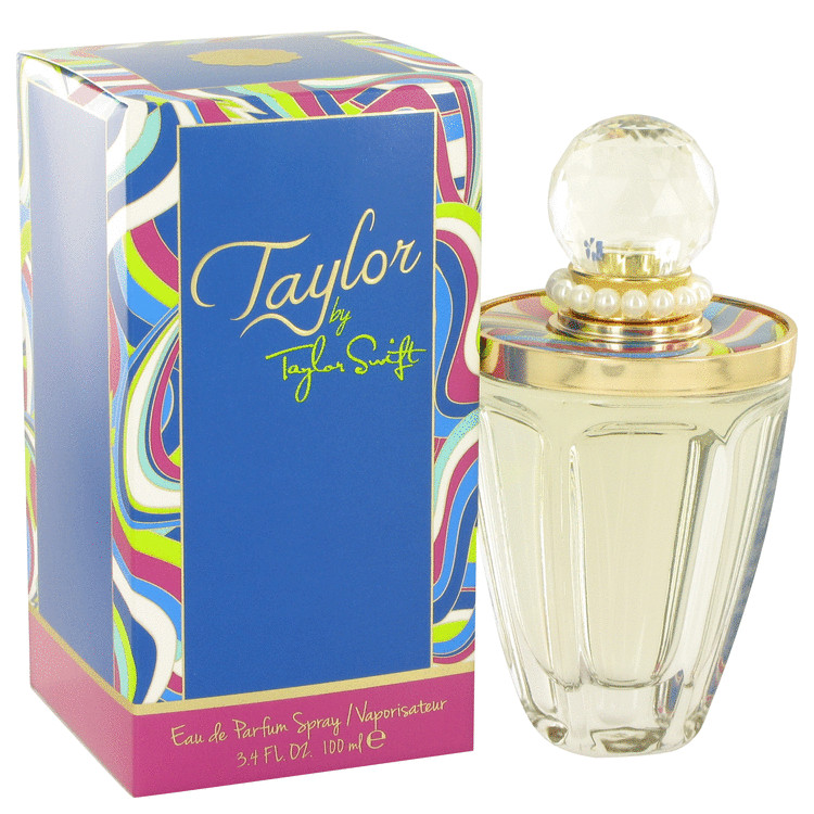 Taylor by Taylor Swift for Women Eau De Parfum Spray 3.4 oz