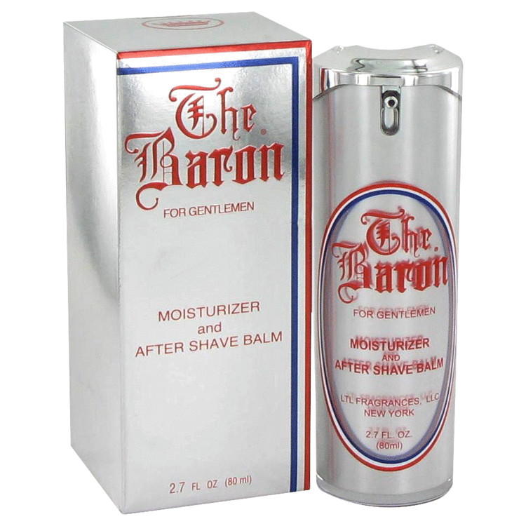 The Baron After Shave Balm by Ltl 2.7 oz After Shave Balm for Men