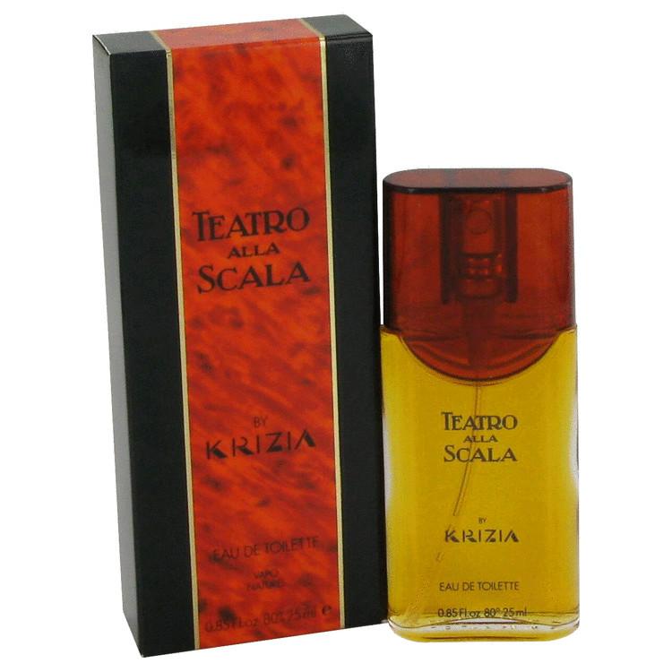 Teatro Alla Scala Perfume by Krizia .85 oz EDT Spay for Women
