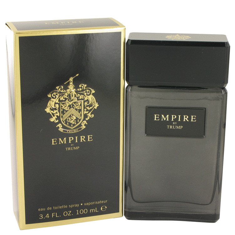 Trump Empire Cologne by Donald Trump 3.4 oz EDT Spay for Men