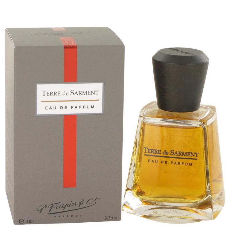Terre De Sarment by Frapin for Women Eau De Parfum Spray (Unisex) 3.3 oz