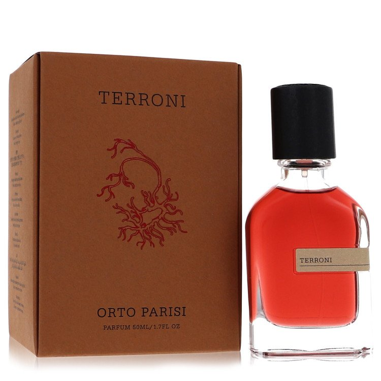 Terroni by Orto Parisi Women's Parfum Spray (Unisex) 1.7 oz