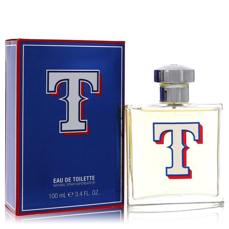 Texas Rangers by Texas Rangers –  Eau De Toilette Spray 3.4 oz 100 ml for Men