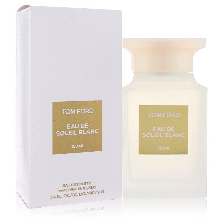 Tom Ford Eau De Soleil Blanc Perfume 3.4 oz EDT Spay for Women