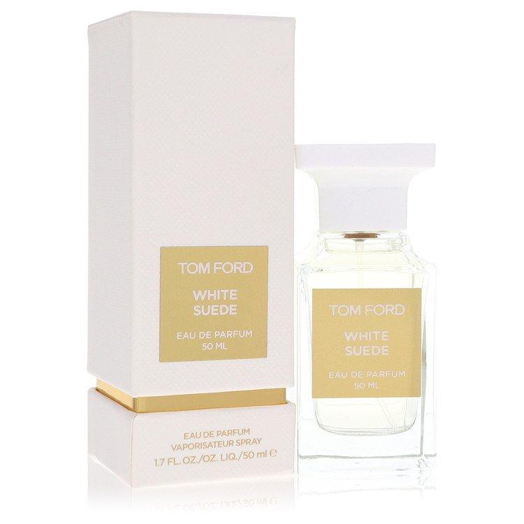 Tom Ford White Suede by Tom Ford for Women Eau De Parfum Spray (unisex) 1.7 oz