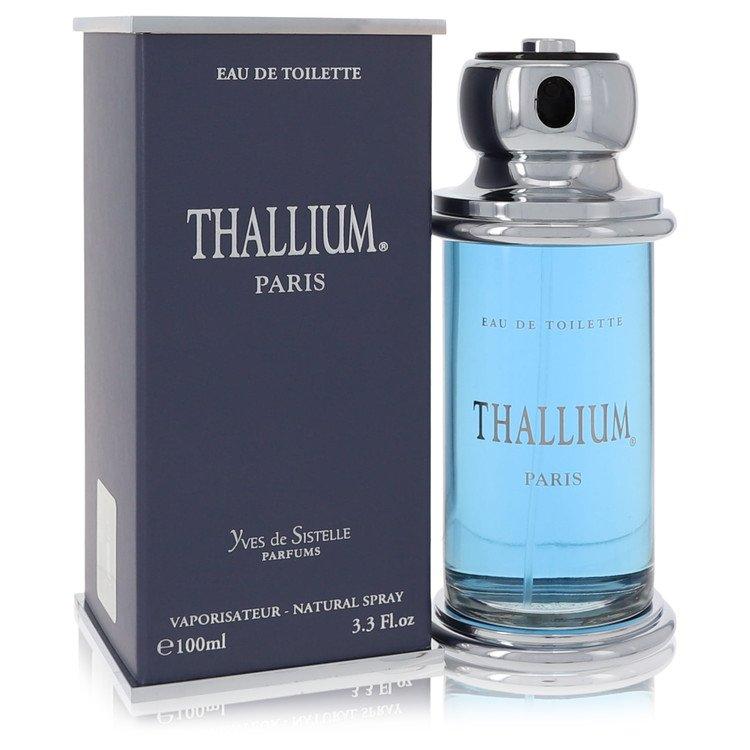 Thallium by Parfums Jacques Evard for Men Eau De Toilette Spray 3.3 oz