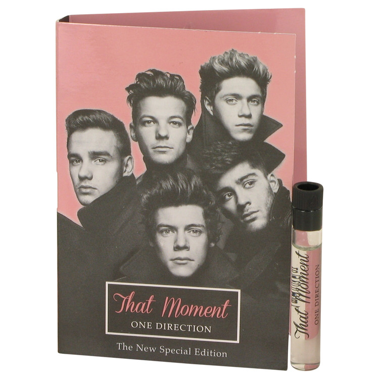 That Moment by One Direction for Women Vial (Sample) .03 oz