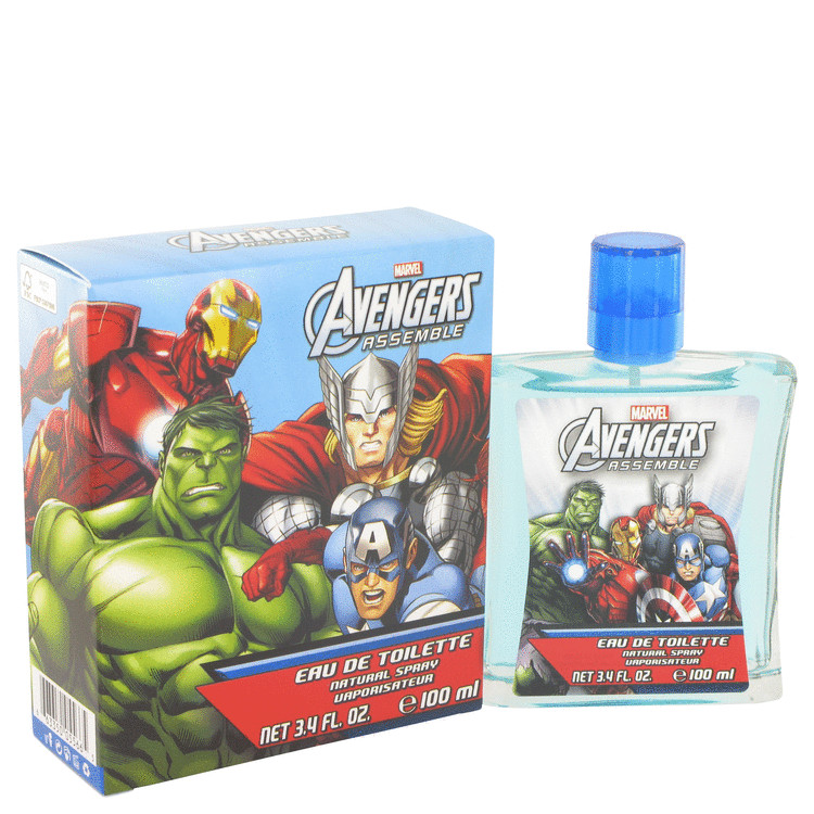Avengers by Marvel for Men Eau De Toilette Spray 3.4 oz