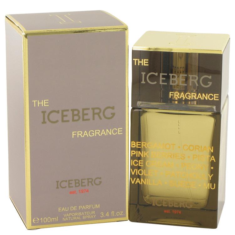 The Iceberg Fragrance Perfume by Iceberg 3.4 oz EDP Spay for Women