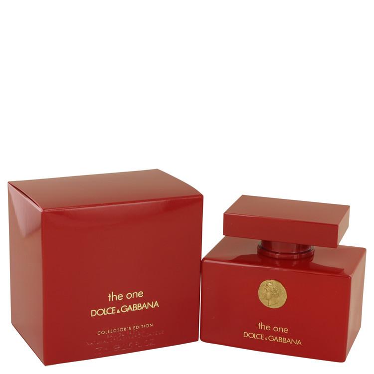 The One by Dolce & Gabbana for Women Eau De Parfum Spray (Collector's Edition) 2.5 oz