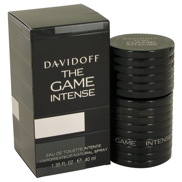 The Game Intense Cologne by Davidoff 1.3 oz EDT Spay for Men
