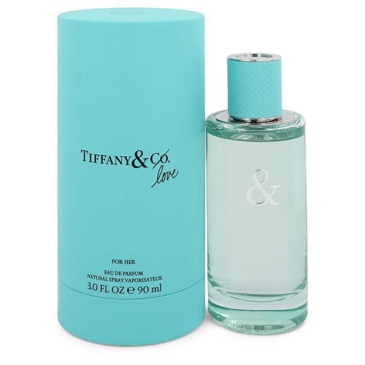Tiffany & Love by Tiffany Women's Eau De Parfum Spray 3 oz