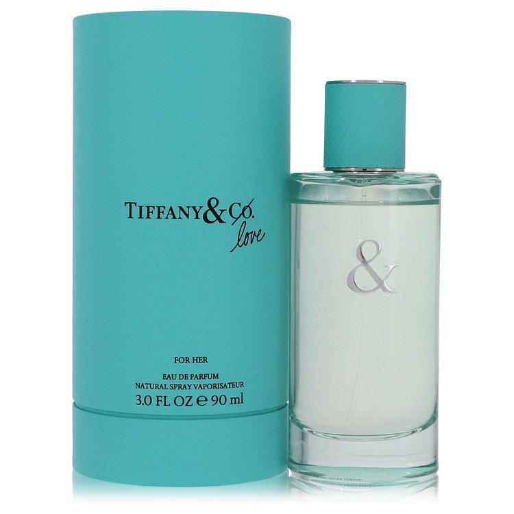Tiffany & Love by Tiffany Women's Eau De Parfum Spray 3 oz