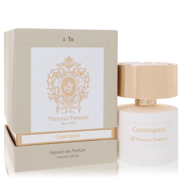 Tiziana Terenzi Cassiopea by Tiziana Terenzi –  Extrait De Parfum Spray (unisex) 3.38 oz 100 ml for Women