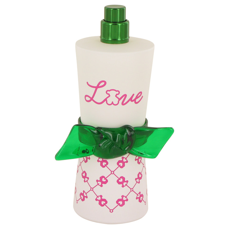 Tous Moments Love Perfume by Tous 3 oz EDT Spray(Tester) for Women