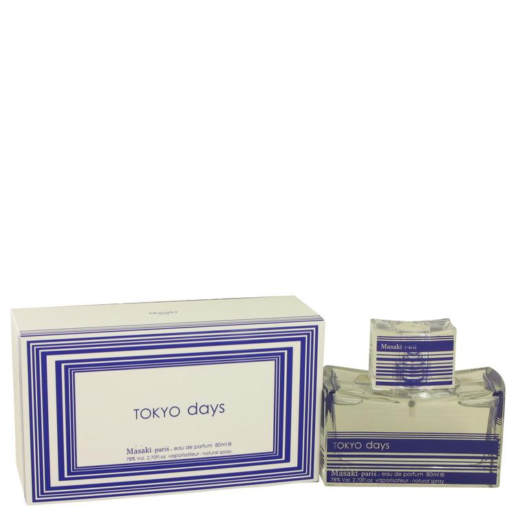 Tokyo Days Perfume by Masaki Matsushima 2.7 oz EDP Spay for Women