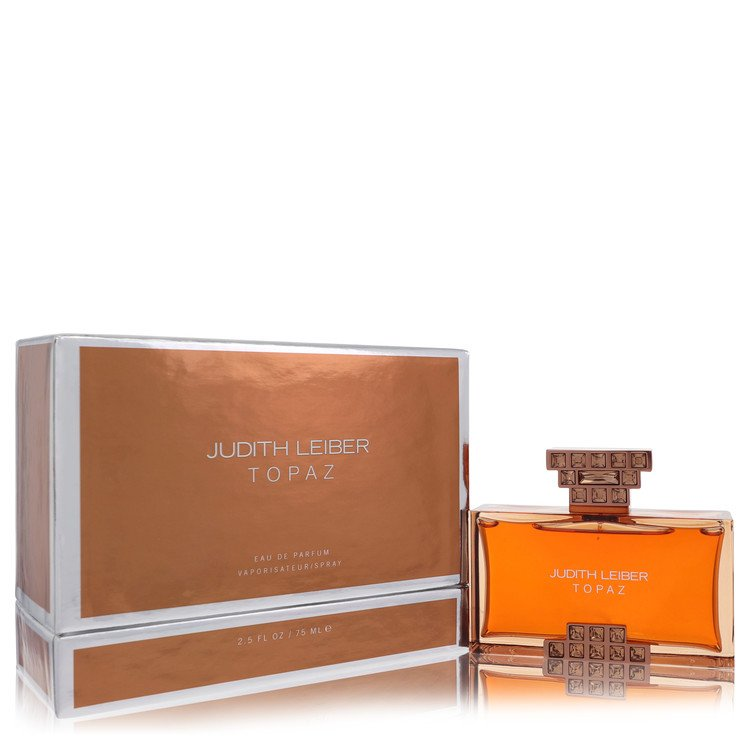 Topaz by Leiber for Women Eau De Parfum Spray 2.5 oz