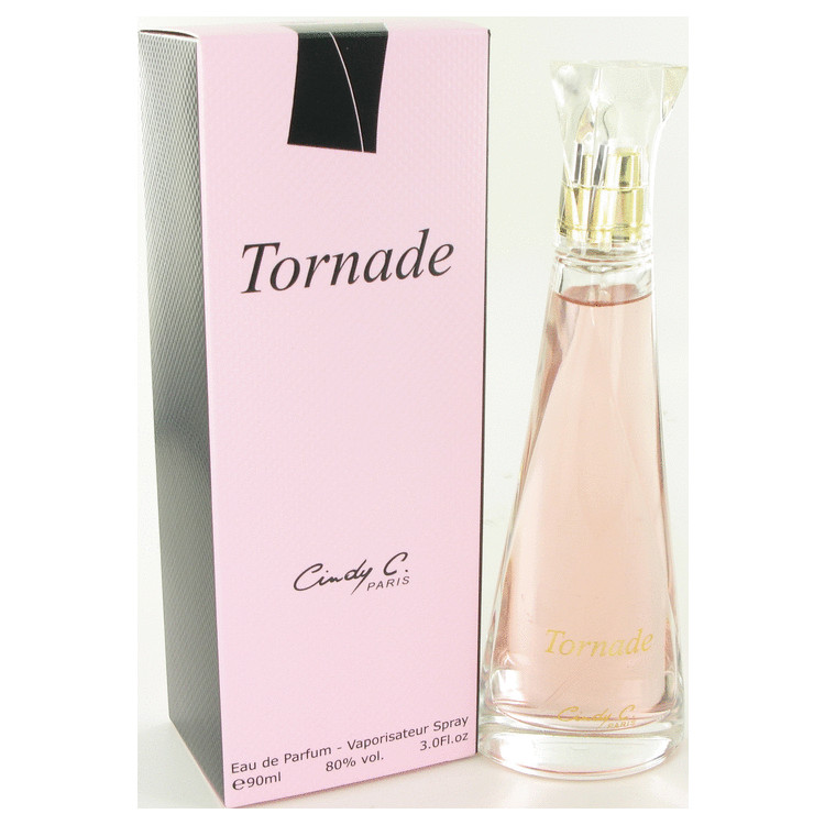 Tornade by Cindy C. for Women Eau De Pafum Spray 3 oz