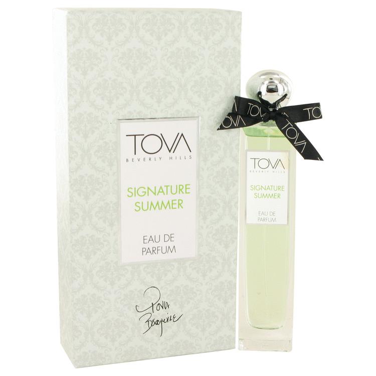 Tova Summer Perfume by Tova Beverly Hills 3.4 oz EDP Spay for Women