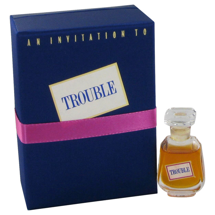 An Invitation To Trouble Pure Perfume .2 oz Pure Perfume Splash for Women