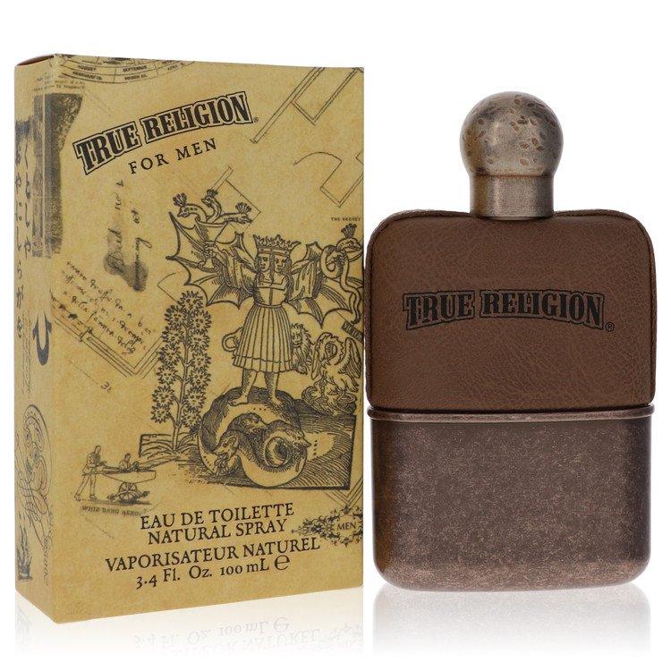 True Religion by True Religion –  Eau De Toilette Spray 3.4 oz 100 ml for Men