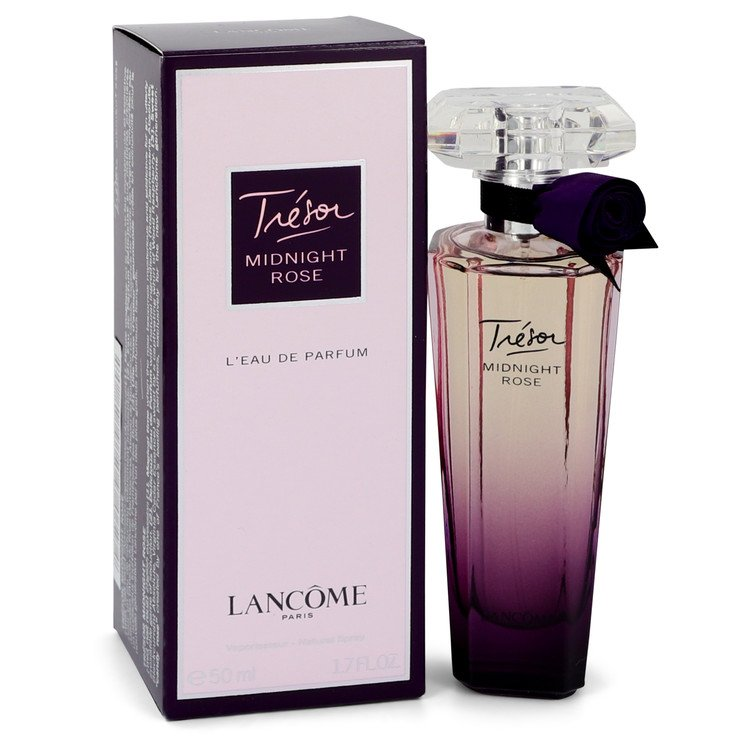 Tresor Midnight Rose Perfume by Lancome 1.7 oz EDP Spay for Women
