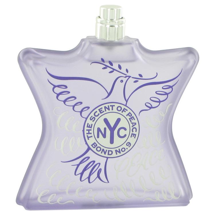 The Scent of Peace by Bond No. 9 for Women Eau De Parfum Spray (Tester) 3.3 oz