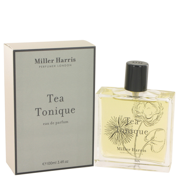 Tea Tonique Perfume by Miller Harris 3.4 oz EDP Spay for Women