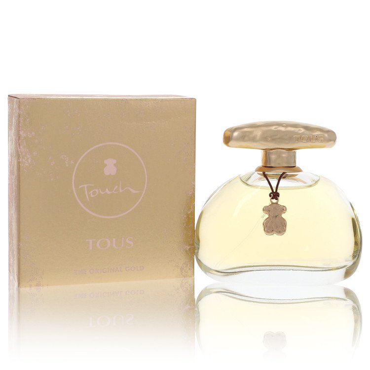 Tous Touch by Tous for Women Eau De Toilette Spray 3.4 oz