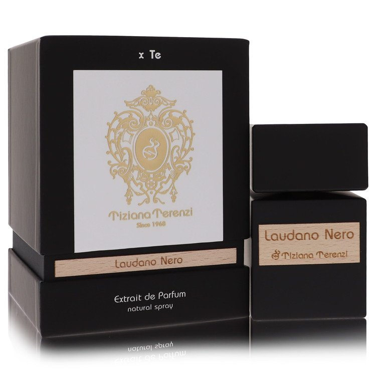 Tiziana Terenzi Laudano Nero by Tiziana Terenzi for Women Extrait De Parfum Spray (Unisex) 3.4 oz