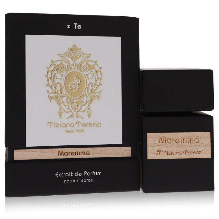 Tiziana Terenzi Maremma by Tiziana Terenzi for Women Extrait De Parfum Spray (Unisex) 3.4 oz