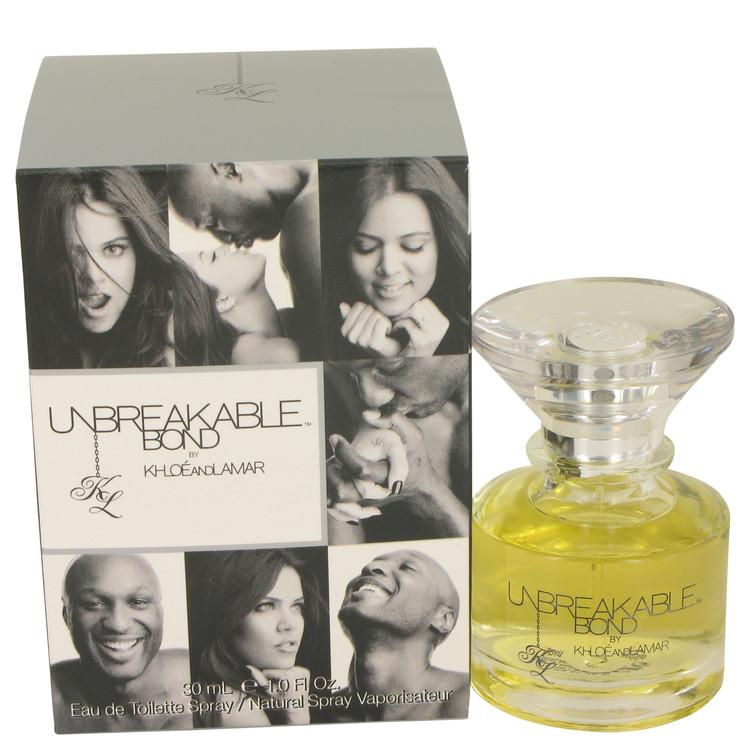 Unbreakable Bond by Khloe and Lamar for Women Eau De Toilette Spray 1 oz