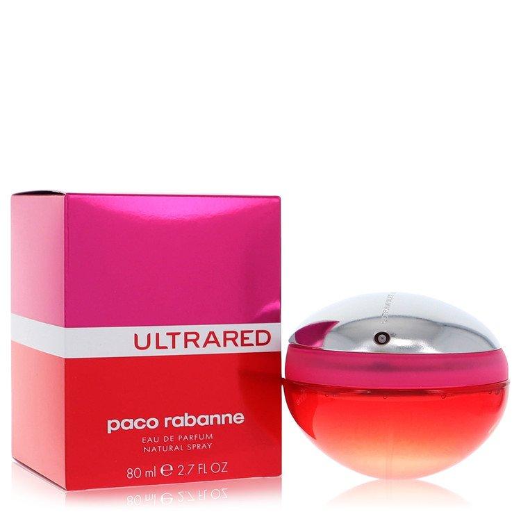 Ultrared by Paco Rabanne –  Eau De Parfum Spray 2.7 oz 80 ml for Women