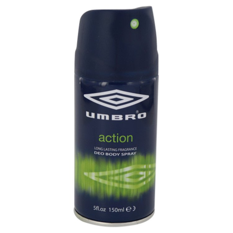 Umbro Action by Umbro for Men Deo Body Spray 5 oz