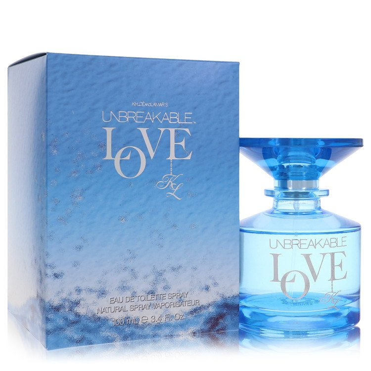 Unbreakable Love by Khloe and Lamar for Women Eau De Toilette Spray 3.4 oz