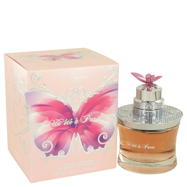 Un Ete A Paris by Remy Latour Eau De Parfum Spray 3.3 oz